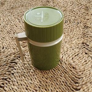 Thermos vintage mug